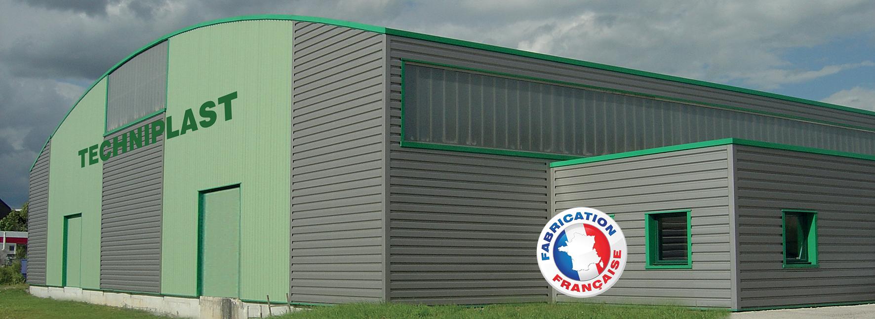 L'entreprise Grigi - Techniplast à Clairvaux-les-Lacs (Jura)