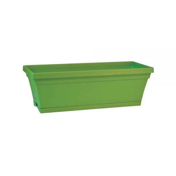 Jardinière Éode vert